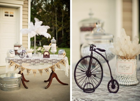 Vintage-Backyard-Wedding
