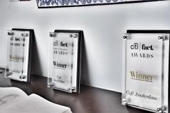 Citi Fact Dining Awards for Best International Restaurant in Bahrain