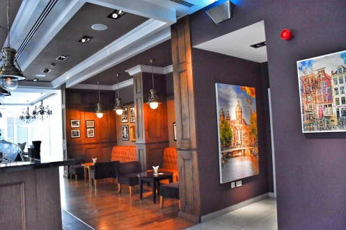 Restaurant or Gallery? Art is served up
