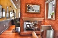 The Mesmerising Fireplace