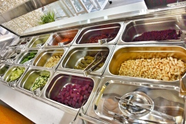 The Salad Galore
