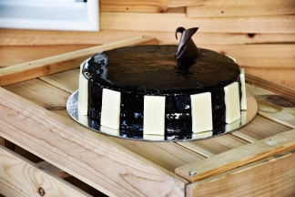 Moist, chocolaty perfection. This is the chocolate cake you've been dreaming of!