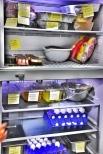 We cut open a baker's refrigerator to learn what it looks like inside!