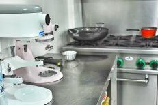 A peek into a baker's kitchen