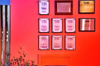 Awards and Recognition for La Vinoteca Barcelona