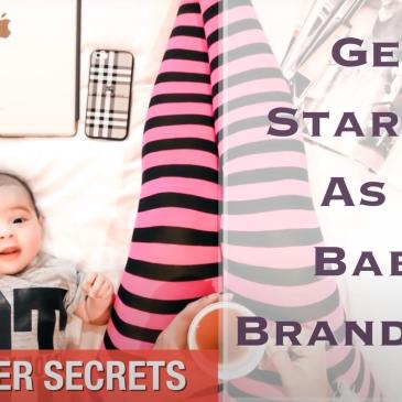 Instagram Baby Brand Rep
