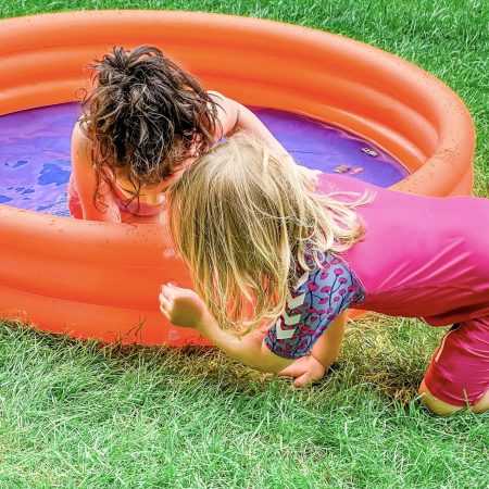 On A Normal Summer Day   A Day In The Summer Of 2020 In Germany   Kids Backyard Summer Fun